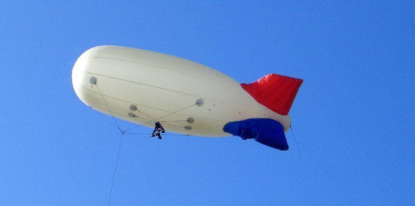 ballon dirigeable rennes